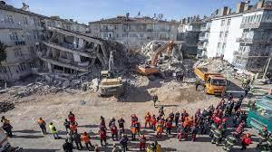 Türkiye'de gerçekleşen büyük depremler - Son Dakika Haberleri