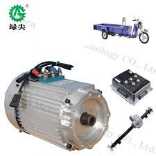 1kw 48v Pure Electric Car Motor Kit Hot SaleElectric Tricycle Kit