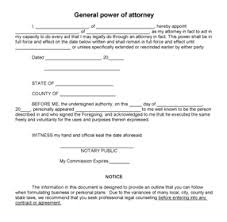 Letter For Power Of Attorney 5 Free Sample Power Of Attorney Letter Marlows Jewellers