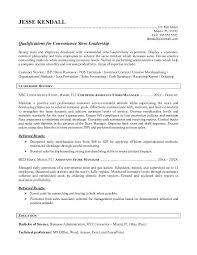 Retail Store Resume Sample Resume Examples For Retail Store