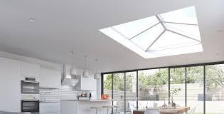 Flachdach Oberlicht Keylite Dachfenster