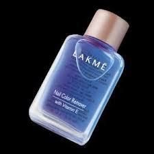 picture of lakmé ultra nail enamel remover