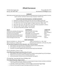... Template Gorgeous Design Lineman Resume 10 Resume For ...