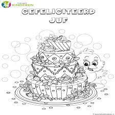 Bovenste Deel Kleine Kleurplaten Verjaardag Krijg Duizenden
