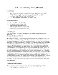 The Millions A Chance For Closure Assistant Dental Resume Buy Apa