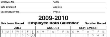 vacation forms for employees employee data forms of missouri llc products