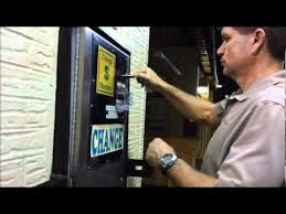 How To Break Into A Vending Machine For Money Best Stealing From Carwash YouTube