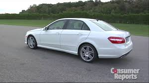 2010-2011 Mercedes-Benz E-Class review | Consumer Reports - YouTube