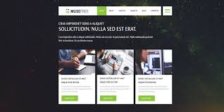 Muse Website Templates Simple 28 Free Muse Themes Templates Free Premium Templates