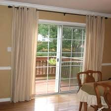 decoration overwhelming ds sliding glass doors door curtains with for decorations 9 best window treatments