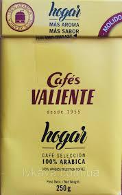 <b>Кофе молотый</b> Cafes <b>Valiente hogar</b>, 250г оптом от LV кава