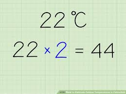 Fahrenheit To Celsius Chart Calculator 3 Ways To Estimate Celsius Temperatures In Fahrenheit Wikihow