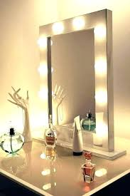 Lighted Magnifying Vanity Mirror Makeup Large Home Design Ideas For With Lights Decorating Ultimate