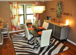 medium size of animal print area rugs 8x10 decoration brown and white zebra rug wool calf