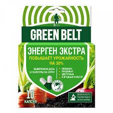 <b>Удобрение для овощных</b> и цветочных культур Грин Бэлт ...