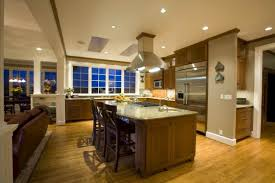 Delightful Interior Design Ideas For Endearing Kitchen And Living Room Design Ideas