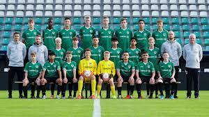 15 wins, 4 draws, and 1 losses. Sc Preussen Munster C Junioren