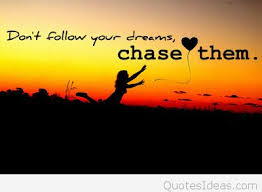 Dreams Motivational Quotes Best Of Chase Your Dreams Motivational Quote January 24
