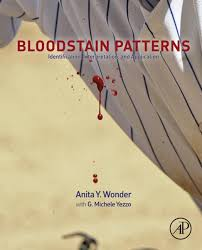 Blood Stain Patterns Cool Design