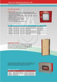 Fire Equipment Cabinet Fire Fighting Safety Equipment Fire Hose Reel With Cabinet