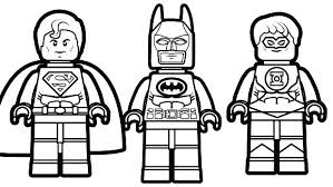 These funny little ninjas are so much fun for kids, and their parents. Lego Batman And Superman Coloring Pages Coloring Pages For Kids