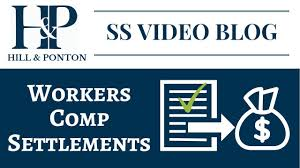 California Workers Comp Settlement Chart Video Blog Workers Comp Settlement Hill Ponton P A