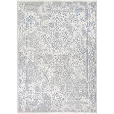 couristan marina lillian oyster slate blue 8 ft x 11 ft area rug