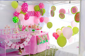 Small Picture Birthday Party Decoration Ideas Image Of Party Decoration