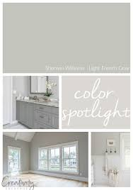 Light Warm Grey Paint Colors Sherwin Williams Light French Gray Color Spotlight