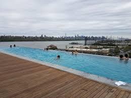 Rooftop infinity pool Yelp