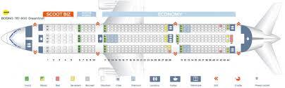 scoot airlines fleet boeing 787 9