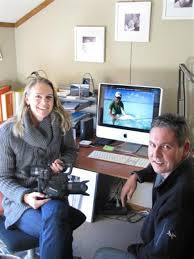 Couple proud of fishing film's impact   Otago Daily Times Online News