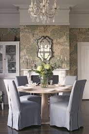 ... damask wallpaper dining rooms uk feature traditional modern dining room  category with post adorable dining room ...