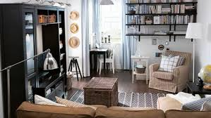 office area in living room. home office combined with living rooms for small spaces stylish eve area in room