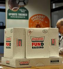 Krispy Kreme Fundraiser Profit Chart 2019 Fundraising Krispy Kreme Style