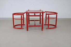 Dreiteilige Anna Kindersitzgruppe Von Karin Mobring Für Ikea 1980er