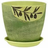 <b>Горшки</b>, подставки для цветов Сады Аурики: купить в интернет ...