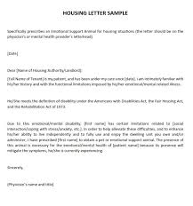 Authentic Emotional Support Animal Esa Letter Samples From