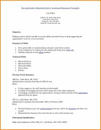how to write a resume for a gym job resume sample livecareer gym  receptionist resume sample
