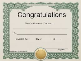 Free Downloadable Certificates Word Certificate Template 53 Free Download Samples