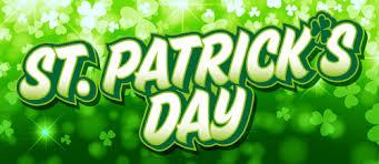 Image result for st patricks day logo