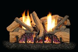 gas logs ventless design with home depot smell fireplace and gas logs also screen