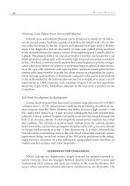 plasma physics at high energy density plasma science  page 108