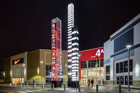 Lighting Vaughan Mills Vaughan Mills Shopping Centre Expansion Cmv Architects