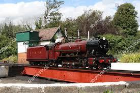 Dymchurch Light Railway 1927 Mountain Class Loco 482 Hercules On Editorial Stock