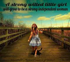 Little Girl Quotes Cool 48 Inspirational Strong Women Quotes With Images