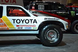 Live from the 2014 SEMA show: Toyota T100 SR5 trophy truck | Ran ...
