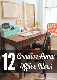 Home office home ofice creative Ideas Dagmars Home My Dream Home 12 Creative Home Office Ideas