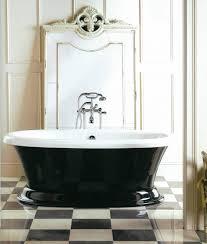 Bathtubs : Compact Contemporary Bathtub 95 Classic Bathtub ...