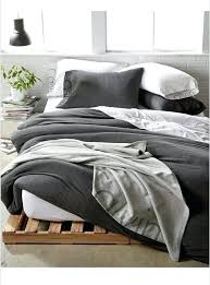 charcoal duvet cover south africa modern cotton king standard s